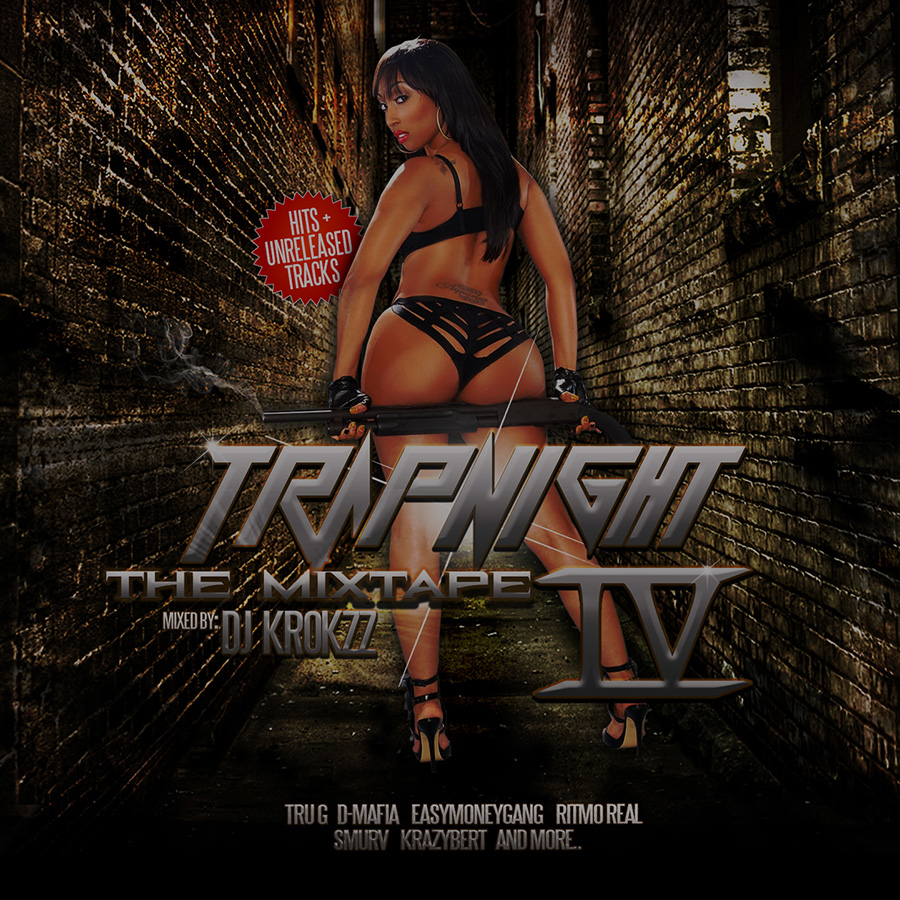 V.A. – TrapNight 4 The Mixtape (Mixed By DJ Krokzz)