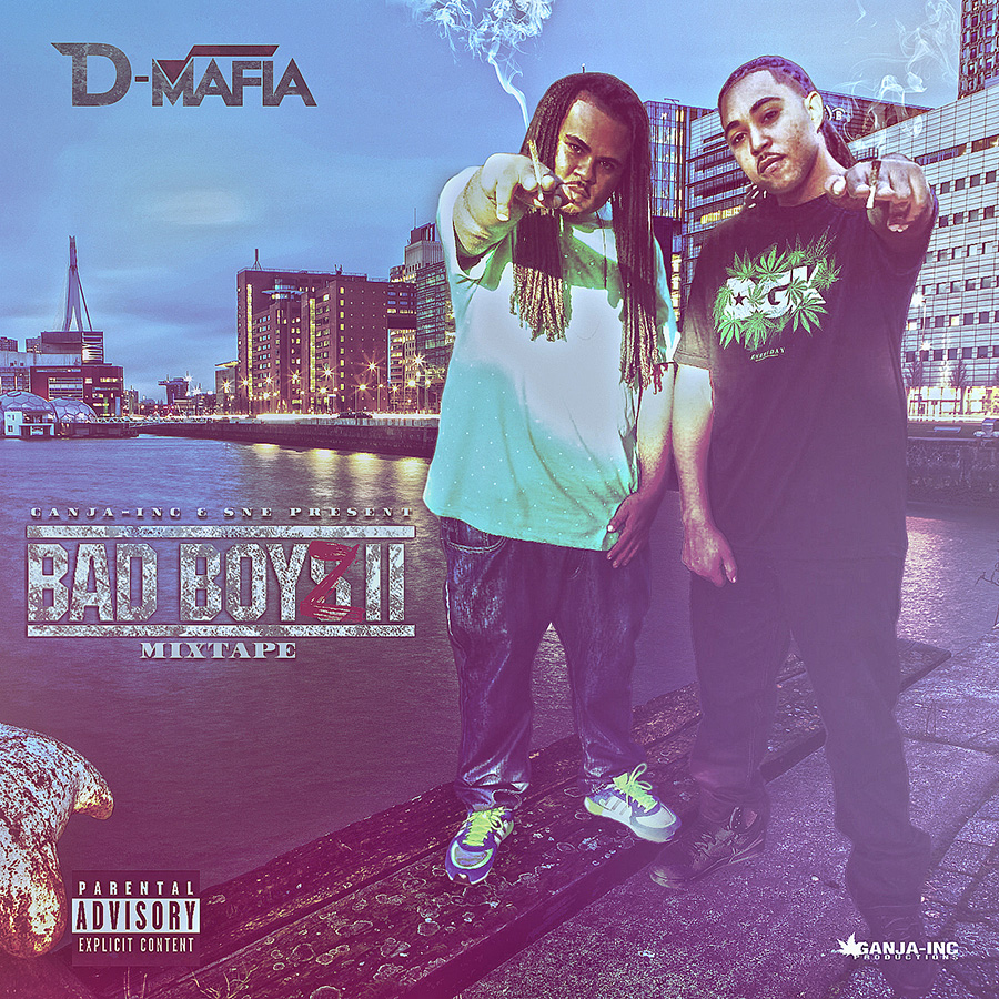 D-Mafia – Bad Boyz 2 Mixtape